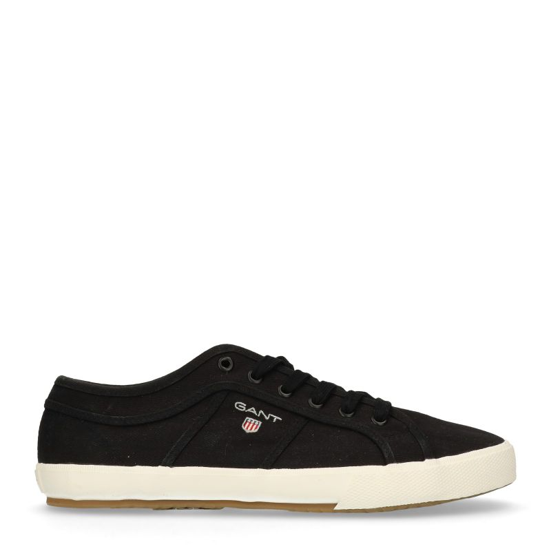 GANT Samuel zwarte sneakers