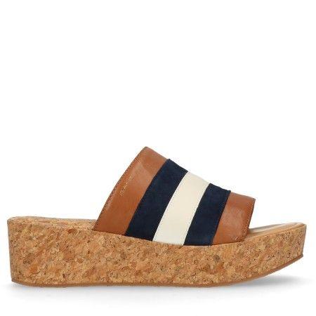 GANT Judith tan slippers