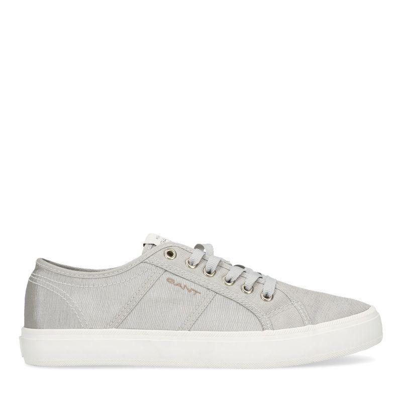 GANT Zoe zilverkleurige sneakers