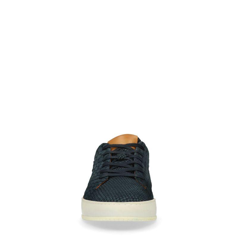 REHAB  Thomas Lizard donkerblauwe sneakers