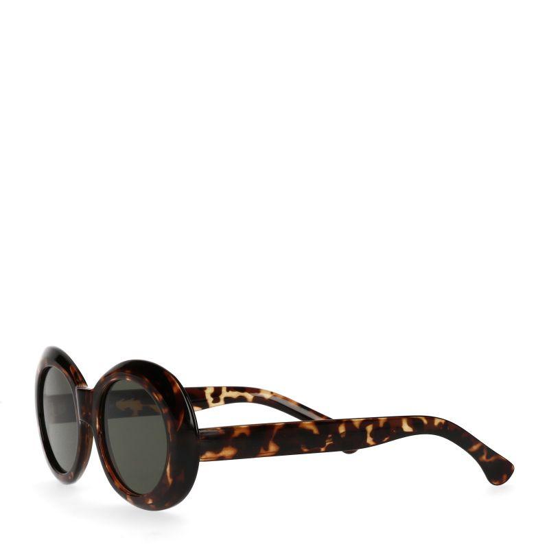 The 70's zonnebril bruin