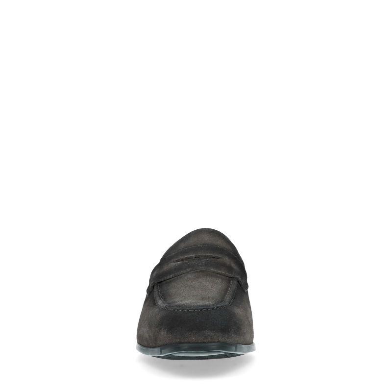 Giorgio Azzuro 27303 grijze loafers