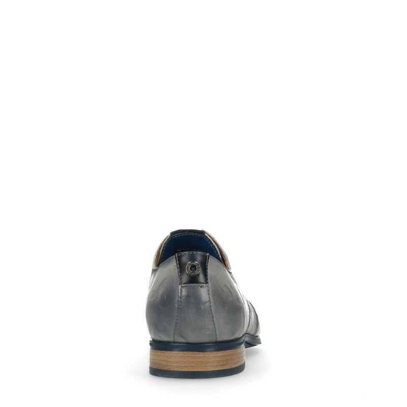 Giorgio Azzurro 96411 grijze veterschoenen