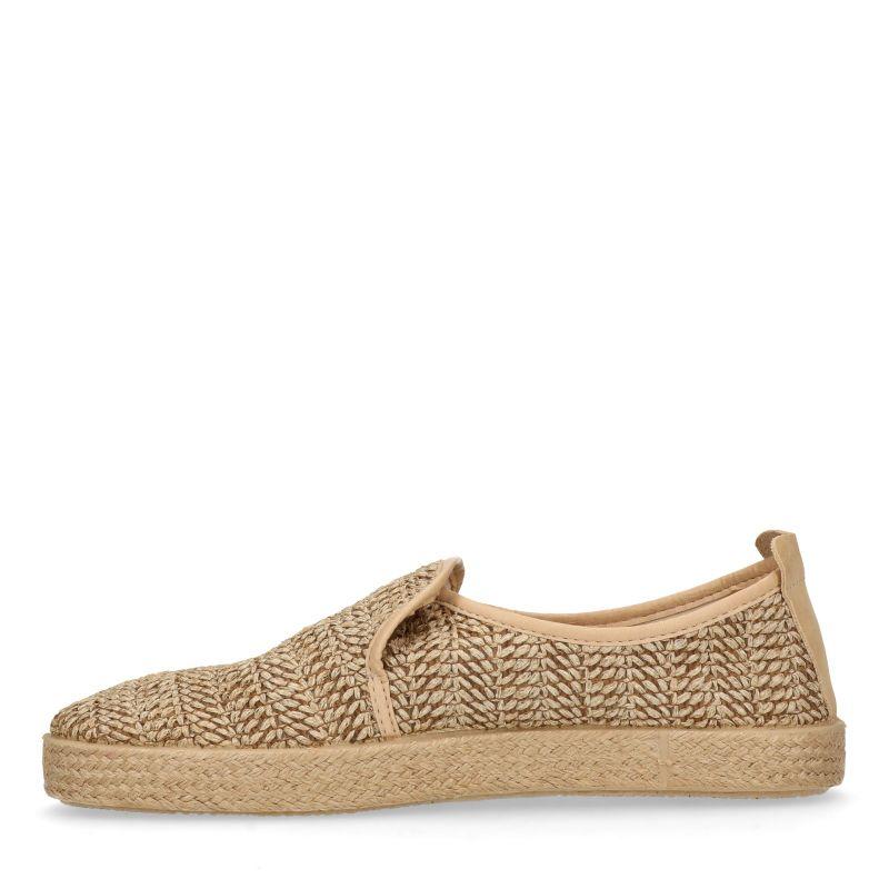 Rieten loafers