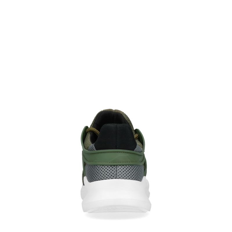 Groene runners