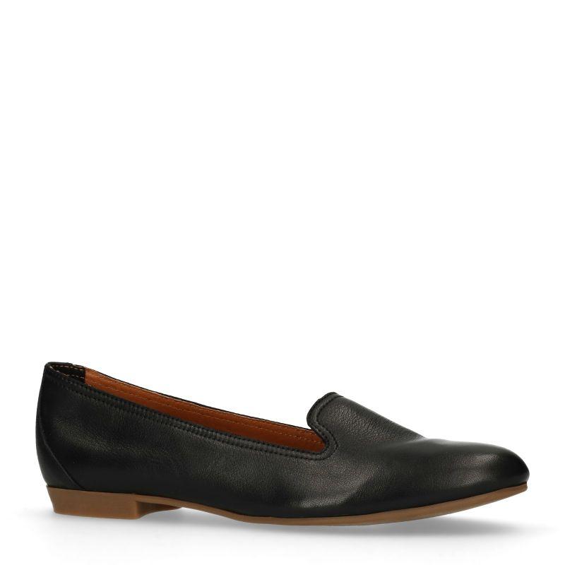 Zwarte loafers