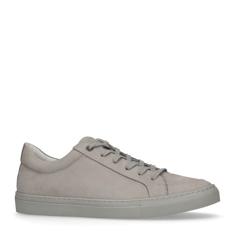 Grijze lage sneakers