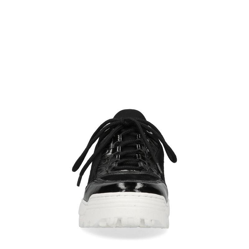 Zwarte dad sneakers