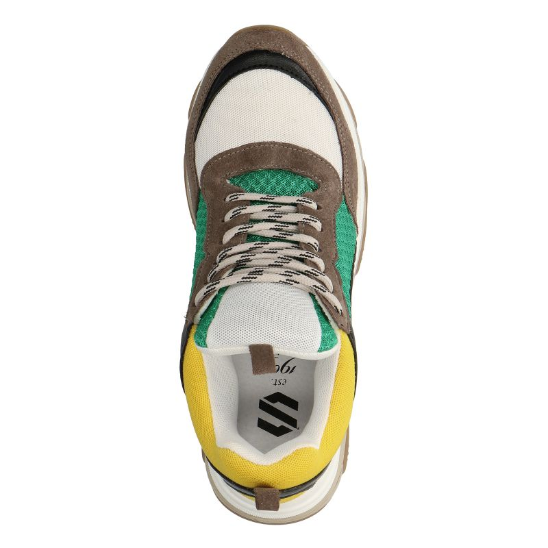 Dad sneakers multicolour