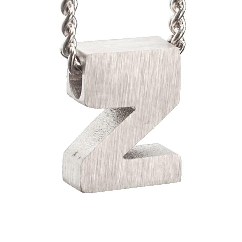 LUZ - zilveren bedel letter Z