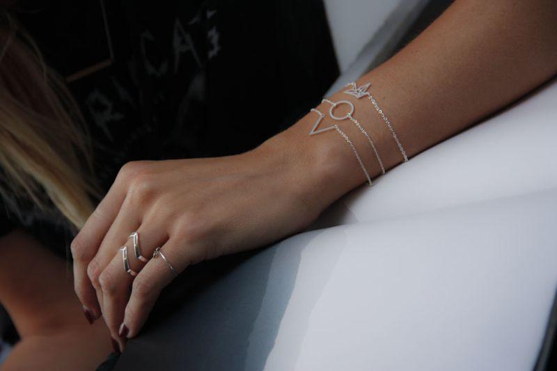 LUZ V armband