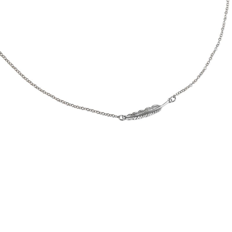 LUZ - Feather ketting