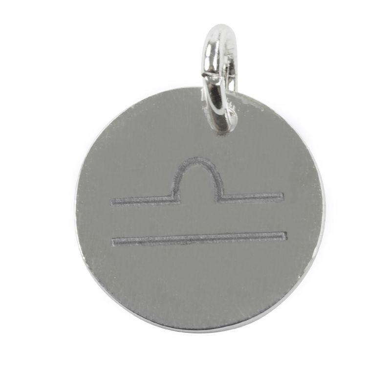LUZ weegschaal sign silver