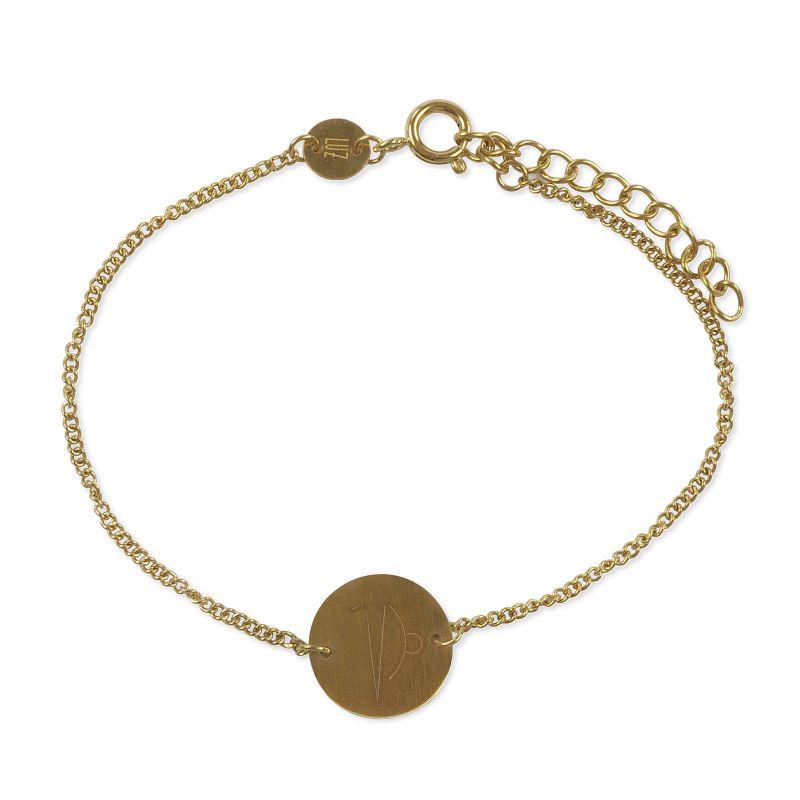 LUZ sterrenbeeld armband steenbok