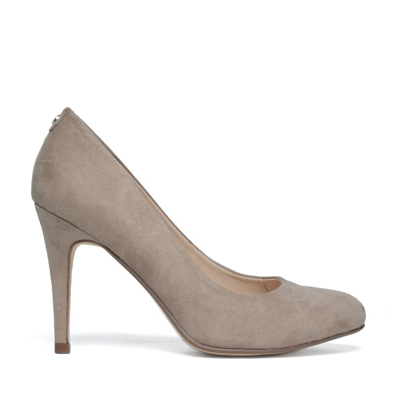 Taupe Pumps // Damesschoenen // 22.50 // Sacha.be