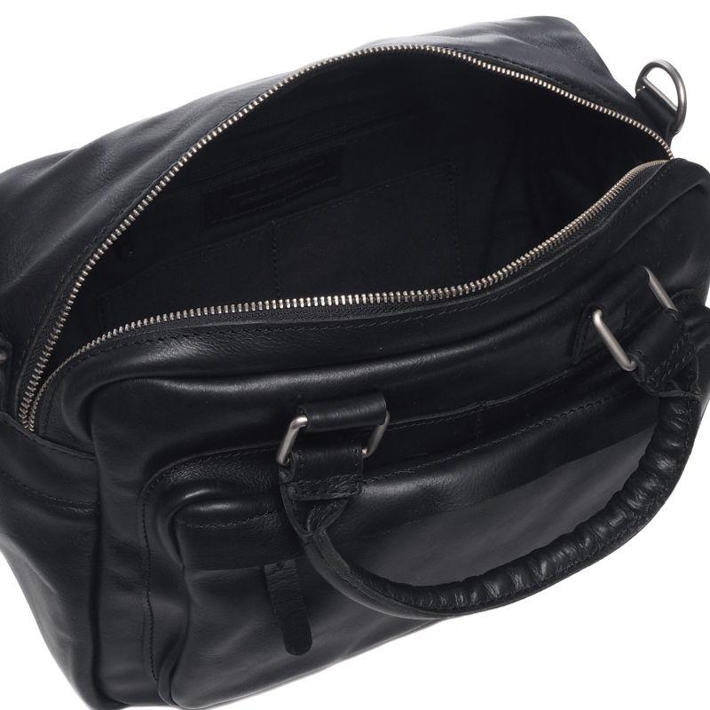 kleine schwarze schultertasche taschen. Black Bedroom Furniture Sets. Home Design Ideas