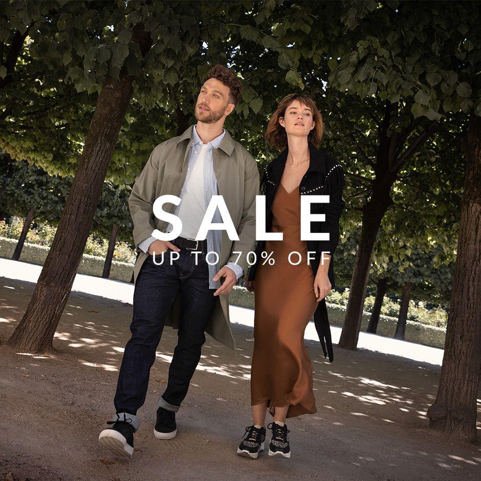 shop sale collectie