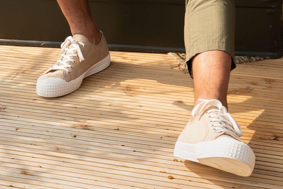 heren schoenen zomertrends 2021