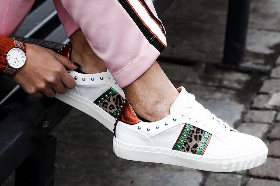 panterprint schoenen