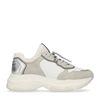 Bronx Dad sneakers en cuir - blanc