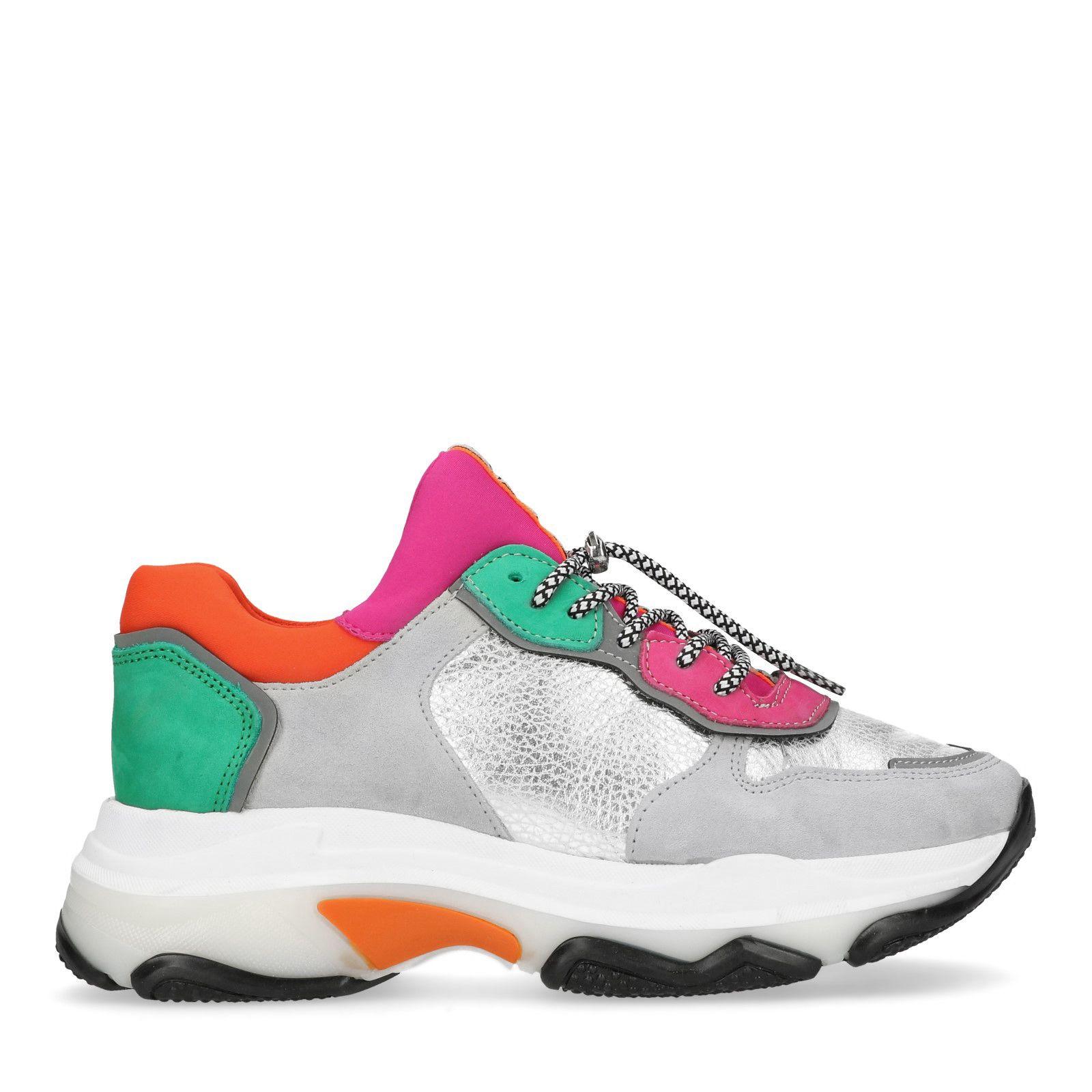Dad-Sneaker mehrfarbig (36 MEgPM
