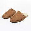 Bruine pantoffels