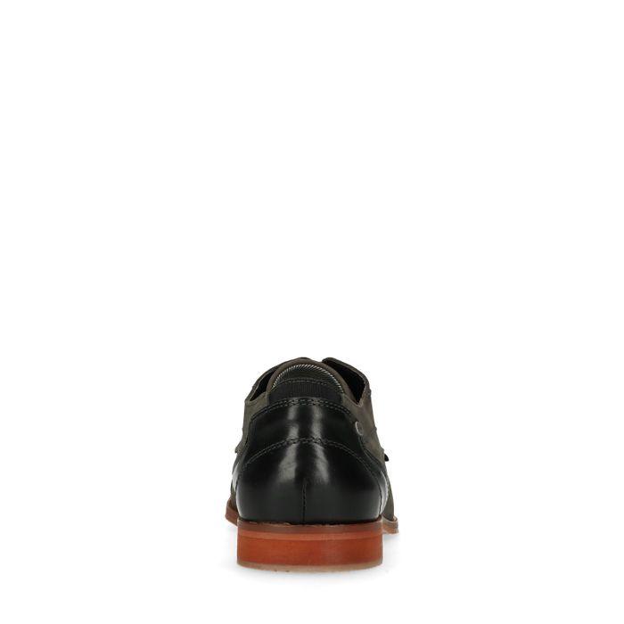 Chaussures à lacets - gris foncé