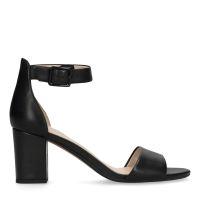 6f5594bbc20 Clarks Zwarte Deva Mae D sandalen € 69, Shop nu >