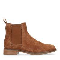 55f4d7284be sale Clarks Cognac Mariette chelsea boots € 129, € 90, Shop nu >