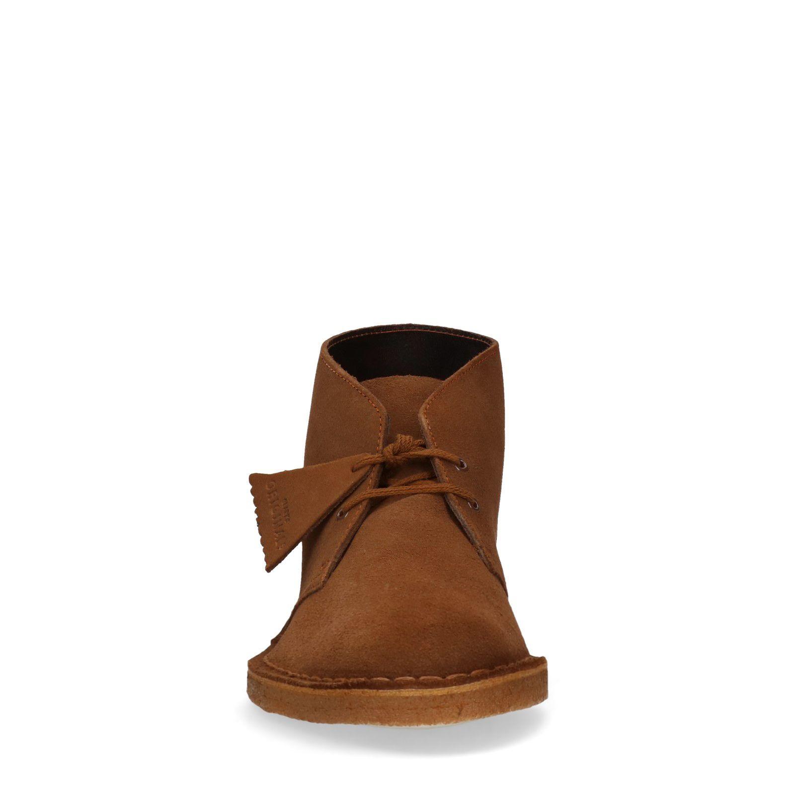 Cognac Desert Boots Su 232 De Heren Manfield