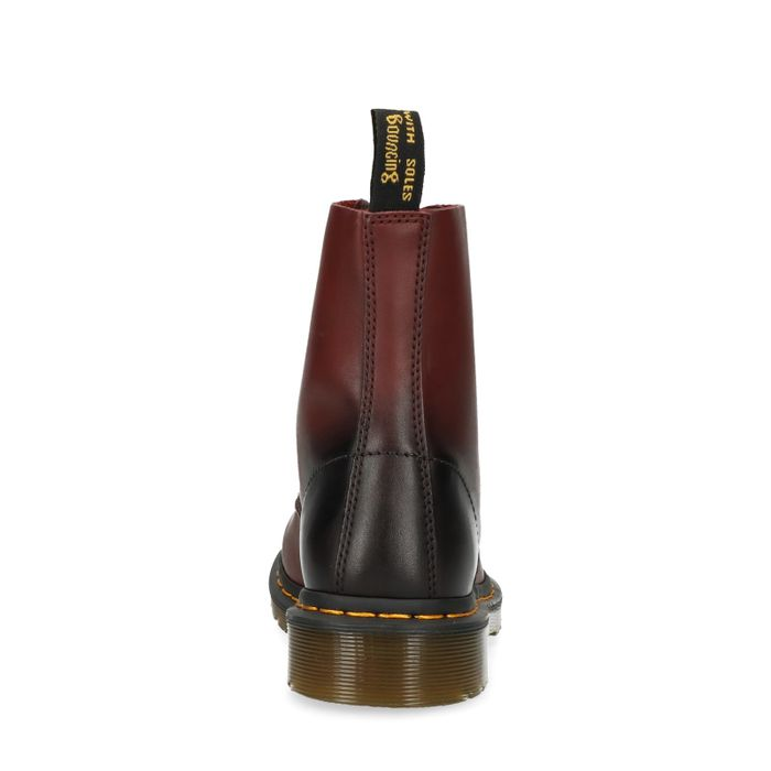 Dr. Martens Pascal rood