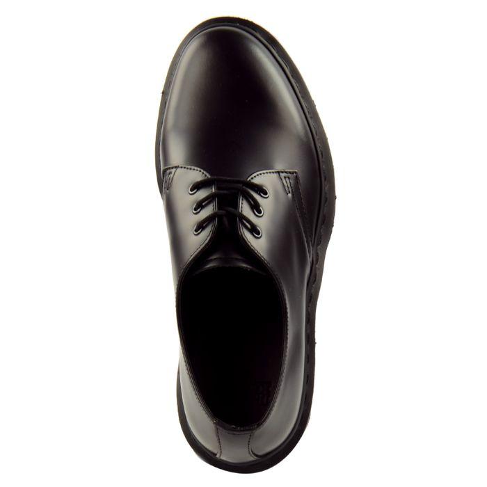 Dr. Martens 1461 Mono Smooth zwart