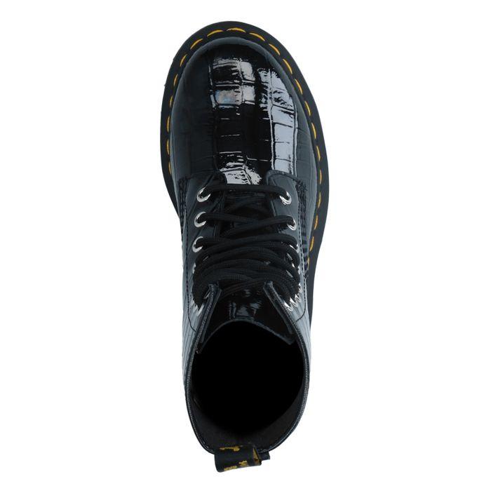 Dr. Martens 1460 Pascal Black Croc Emboss