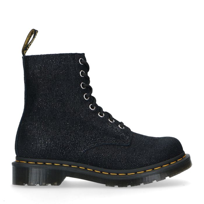 Dr. Martens 1460 Pascal Black Glitter Ray