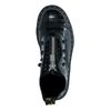 Dr. Martens Sinclair Black Patent Lamper (Croc Emboss)