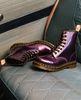 Dr Martens 1460 Vegan - violet verni