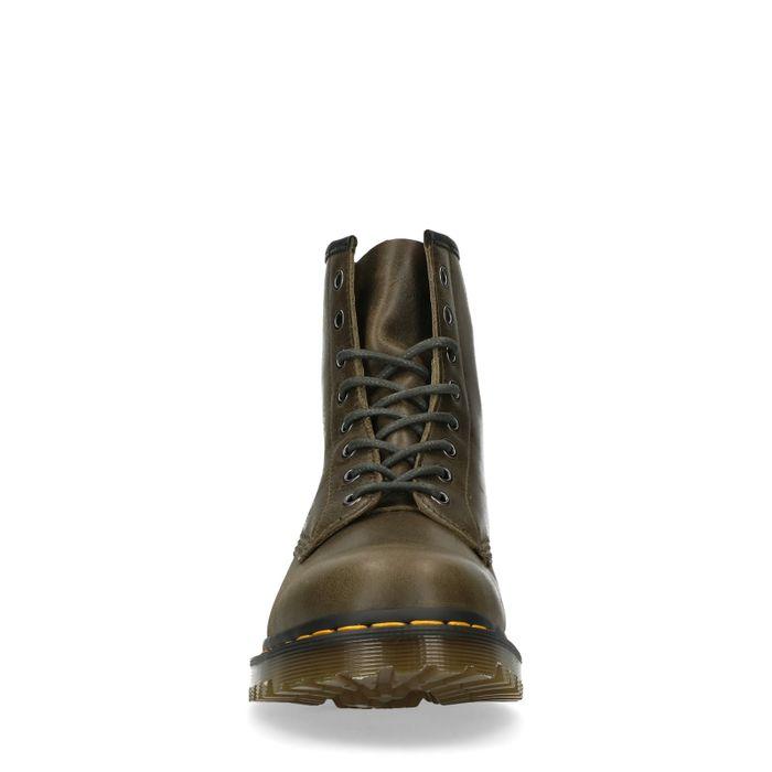 Dr. Martens Orleans 1460 Boots à lacets - taupe foncé