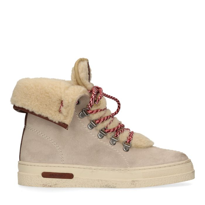 GANT Maria beige hiker boots