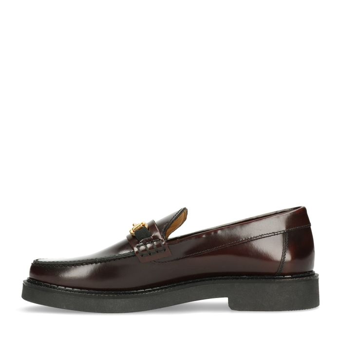 GANT Kelly bordeaux rode loafers