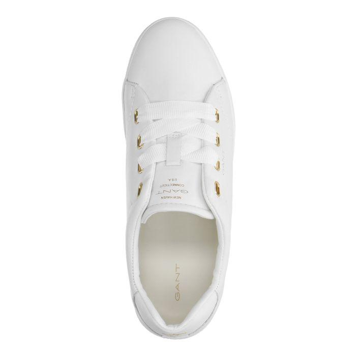 GANT Aurora witte sneakers