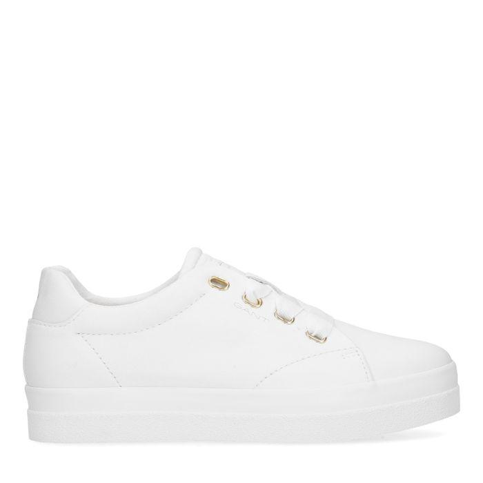 GANT Avona witte sneakers
