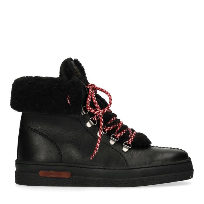 GANT Maria zwarte hiker boots