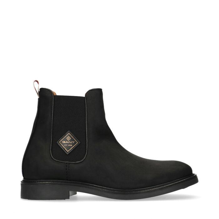 GANT Ashley zwarte chelsea boots