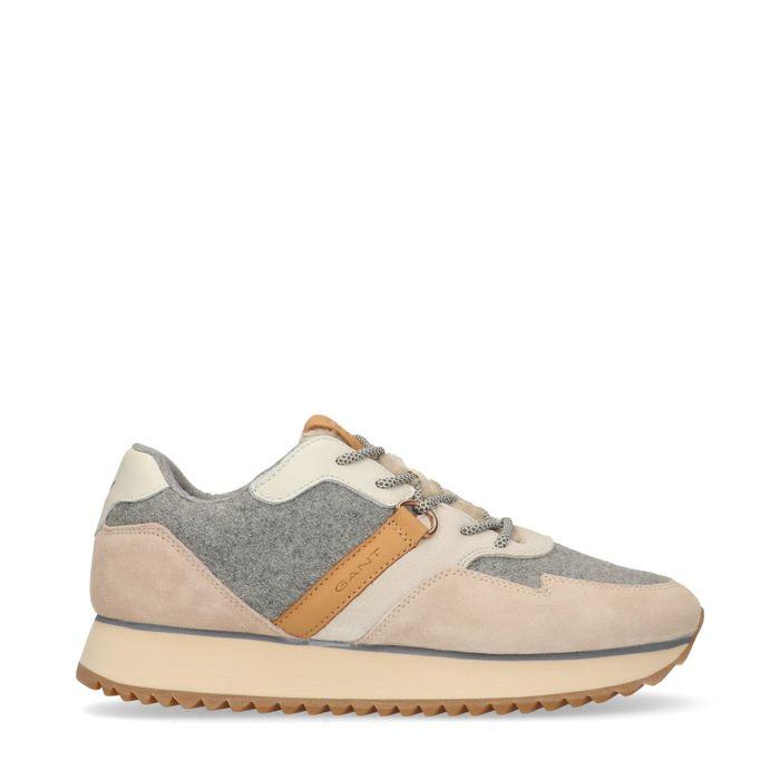 GANT Linda beige sneakers