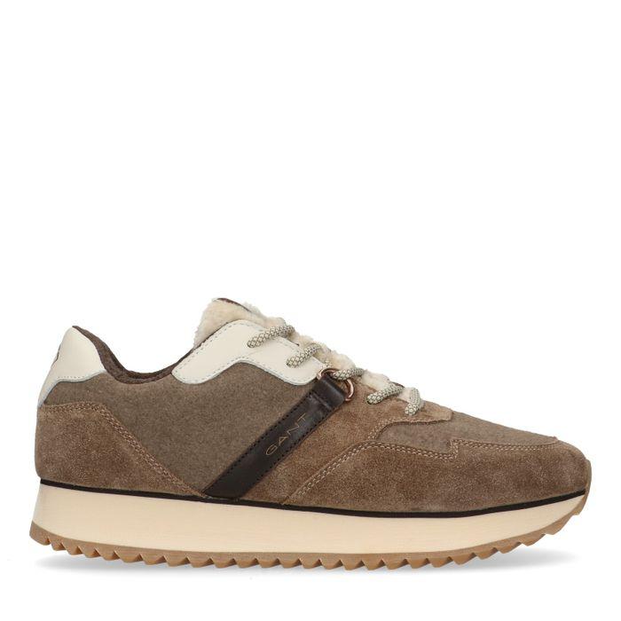 GANT Linda bruine sneakers