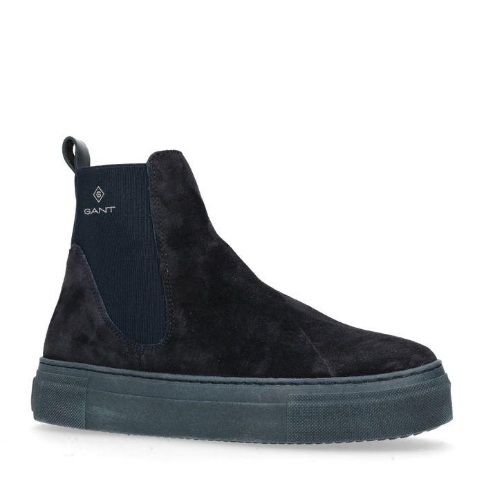 GANT Marie donkerblauwe chelsea boots
