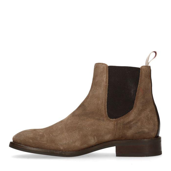 GANT Fay lichtbruine chelsea boots