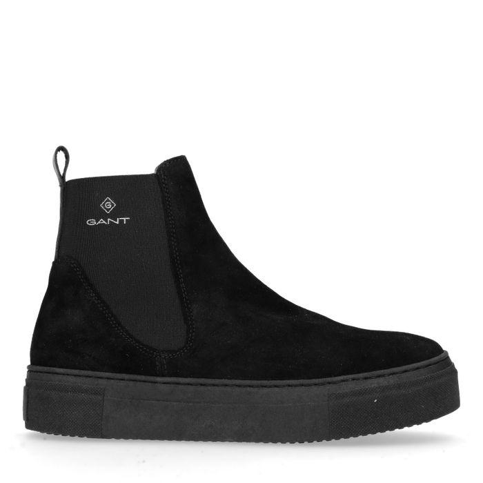 GANT Marie zwarte chelsea boots