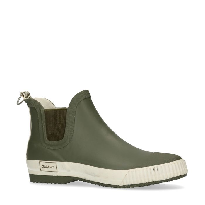 GANT Mandy groene chelsea boots
