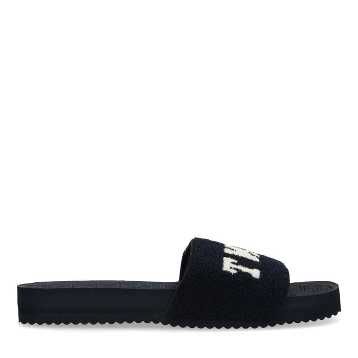 GANT Haley blauwe slippers